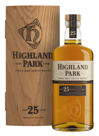 Highland Park 25 Years 70CL