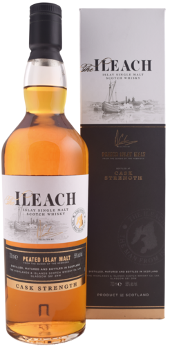 Ileach Cask Strength 70CL
