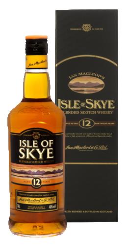 Isle of Skye 12 Years 70CL