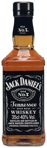 Jack Daniel's Tennessee 35CL Whisky 5099873089712