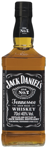 Jack Daniel's Tennessee 70CL Whisky 5099873090473