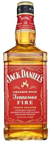 Jack Daniels Fire 70CL Whisky 5099873006504