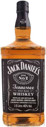 Jack Daniels Tennessee 150CL Whisky 5099873089071