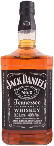 Jack Daniels Tennessee 300CL Whisky 5099873045114