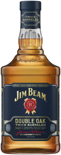 Jim Beam Double Oak 70CL Whisky 5060045585912