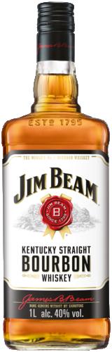 Jim Beam White 100CL Whisky 5010196092142