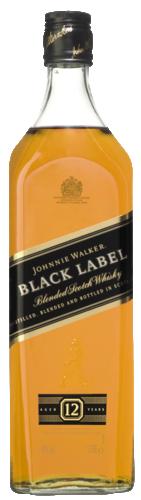 Johnnie Walker Black 12 Years 100CL