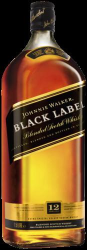 Johnnie Walker Black Label 150CL Whisky 5000267023007