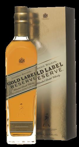 Johnnie Walker Gold Label Reserve 70CL Whisky 5000267117560