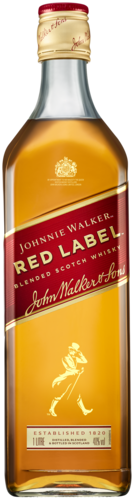 Johnnie Walker Red Label 100CL Whisky 5000267013602