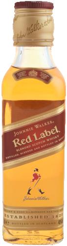 Johnnie Walker Red Label 20CL Whisky 5000267015200