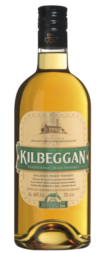 Kilbeggan Irish 70CL Whisky 5099357003609