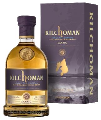 Kilchoman Sanaig 70CL Whisky 5060210700607