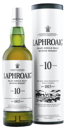 Laphroaig 10 Years 70CL Whisky 5010019640260