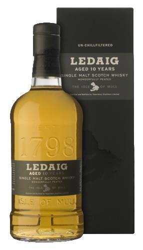 Ledaig 10 Years 70CL Whisky 5029704217434