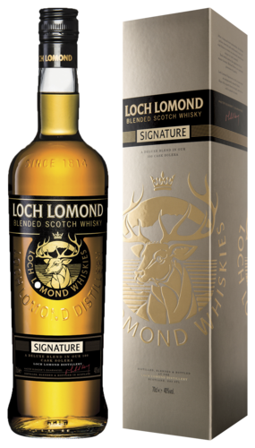 Loch Lomond Signature 70CL Whisky 5016840034230
