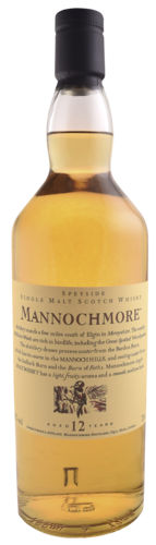 Mannochmore 12 Years Flora & Fauna 70CL