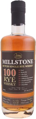 Millstone Rye 70CL