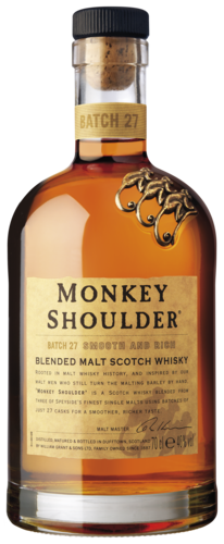 Monkey Shoulder Blended Malt 70CL