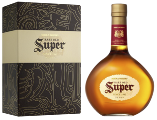 Nikka Super 70CL Whisky 4904230042358