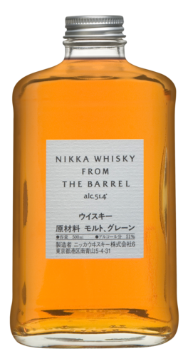 Nikka from the barrel 50CL Whisky 4904230100683