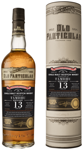 Old Particular Tamdhu Single Cask 13 Years 70CL