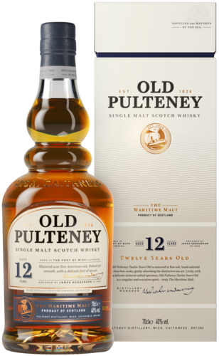 Old Pulteney 12 Years 70CL