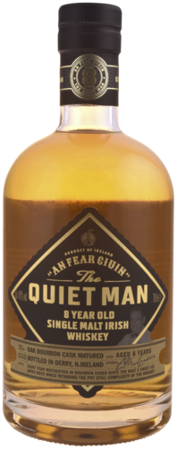 Quiet Man 8 Years Irish Single Malt 70CL Whisky 5000401020428