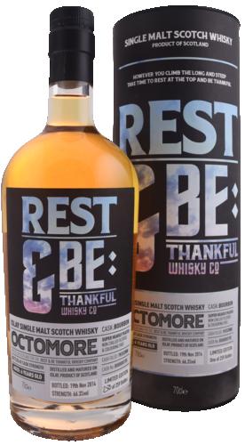 R&Bt Octomore 2008 Bourbon 70CL Whisky 5060414940069