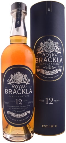 Royal Brackla 12 Years 70CL Whisky 5000277000661