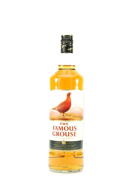 The Famous Grouse 100cl Blended whisky.
