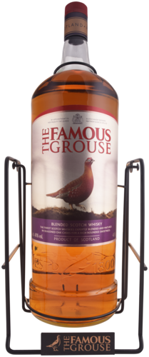 The Famous Grouse 450CL Whisky 5010314450007