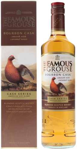 The Famous Grouse Bourbon Cask 70CL Whisky 5010314306236