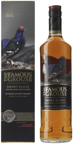 The Famous Grouse Smoky Black 70CL Whisky 5010314302504