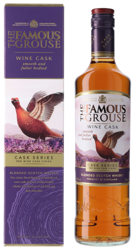The Famous Grouse Wine Cask 70CL Whisky 5010314307905