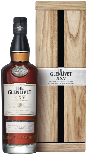 The Glenlivet 25 Years 70CL