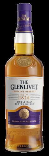 The Glenlivet Captain's Reserve 70CL