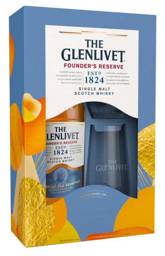 The Glenlivet Founder's Reserve 70CL Whisky 5000299609347