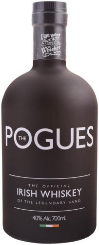 The Pogues Irish 70CL Whisky 5391524711653