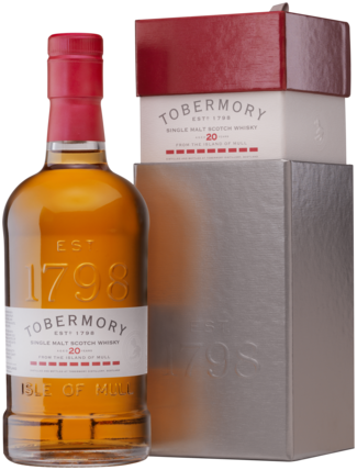 Tobermory 20 Years 70CL