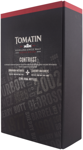 Tomatin Contrast 70CL