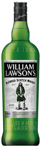 William Lawson's 100CL Whisky 5010752000345