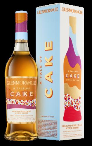 Glenmorangie Cake Limited Edition 70CL Whisky 5010494965056