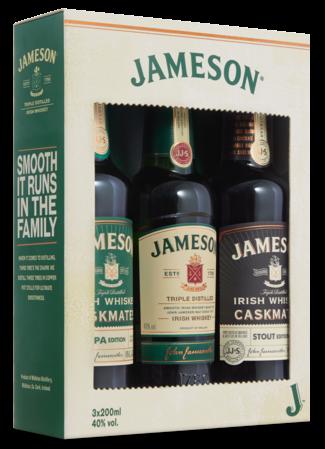 Jameson Tripack 3x20CL