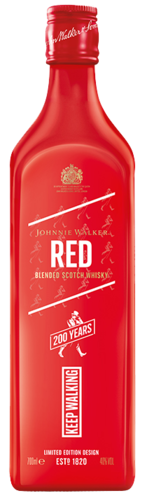 Johnnie Walker Red Icon 200th Anniversary 70CL