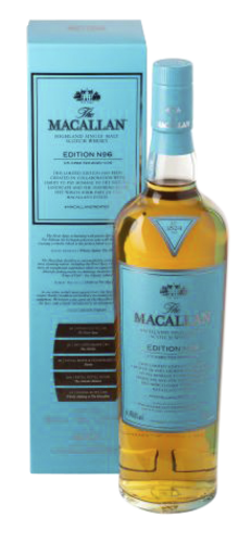 The Macallan Edition 6 70CL 70CL