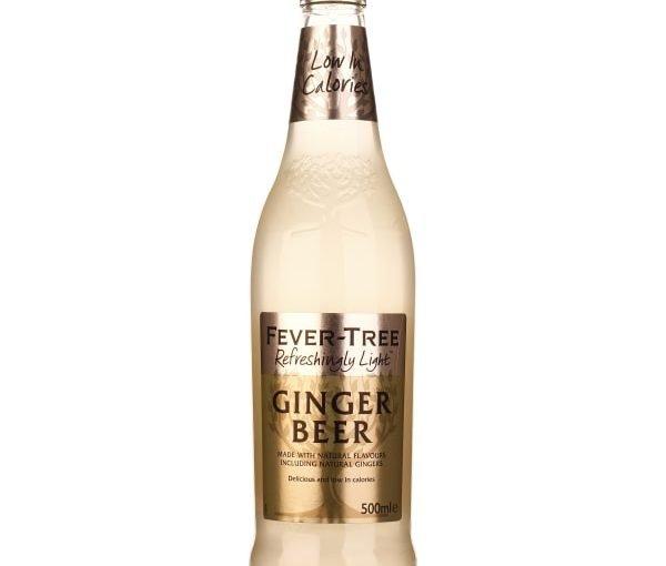 Fever Tree Ginger Beer Light 50CL