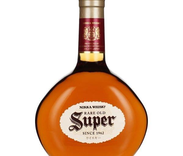 Nikka Super Nikka Rare Old 70CL
