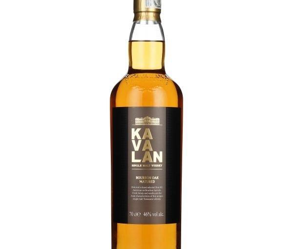 Kavalan Bourbon Oak Matured 70CL