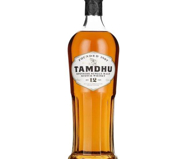 Tamdhu 12 years Single Malt 70CL